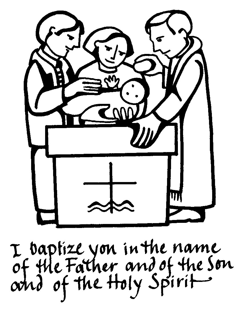 sacraments and rites - Coloring Pages Catholic Sacraments