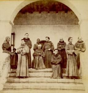 Old Mission Santa Barbara Franciscan Friars