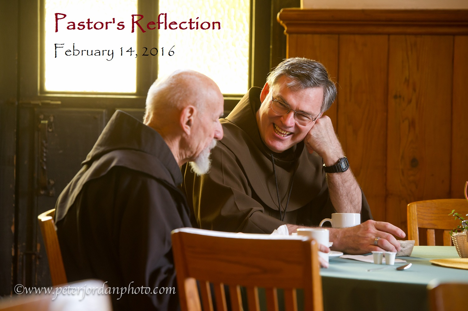 Pastor's Reflection